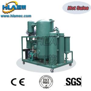 Los residuos de la máquina del filtro de aceite de cocina