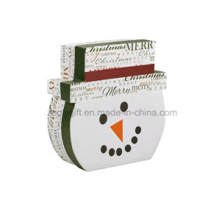 Modificar el rectángulo de regalo para requisitos particulares animal de empaquetado del papel de la dimensión de una variable del rompecabezas de los cabritos