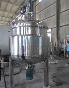 Concentrerende Tank van het Effect van het roestvrij staal de Enige (ace-jbg-I6)