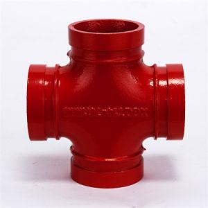 Accouplement cannelé pour un incendie Le système de tuyauterie avec FM, UL/ULC, ce