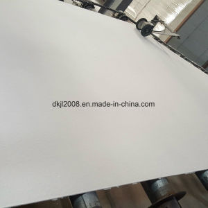 0,5Mm-12mm de espessura 1260 Elevado à prova de papel de fibra cerâmica pura