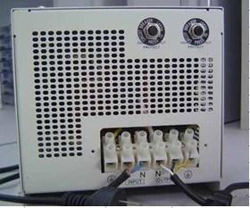 N-Psw1K-6KW inversor de frecuencia baja construir con transformador de aislamiento de cobre