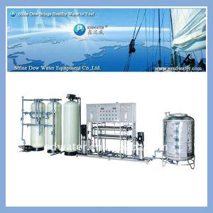 Estação de Tratamento de Água para a linha de produção de água