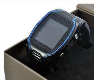 Tela de LED de mão de Nice Sos Rastreador GPS pessoal Assistir para idosos