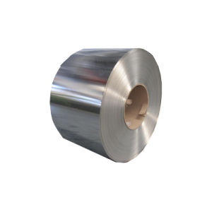 La plaque d'étain fini brillant pour l'emballage en métal