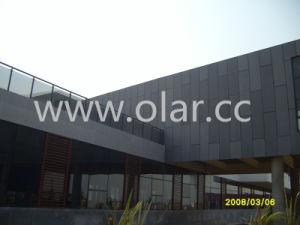Fibre de ciment façade étanche panneau externe