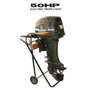 50 HP la propulsión eléctrica, fuera de borda motor fueraborda eléctrico