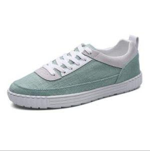Mesdames occasionnel toile Sneakers chaussures bon marché de la Chine fait en usine Foowear