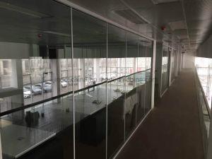 Ламинированное стекло стеклопакеты закаленное закаленного безопасности для Windows стекло двери разделы ограждения наружной стены пола в топливораспределительной рампе
