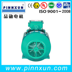 Motore universale elettrico della macchina di industria della pompa ad acqua del compressore d'aria di vuoto del ventilatore di ventilatore del riduttore dell'attrezzo di induzione asincrona a tre fasi di CA