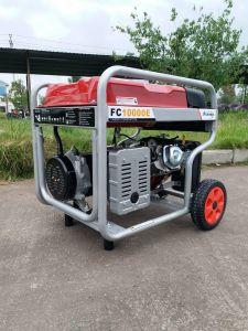 Лучшая цена 7 квт Бензиновый 4-тактный Ohv три этапа бензиновый генератор