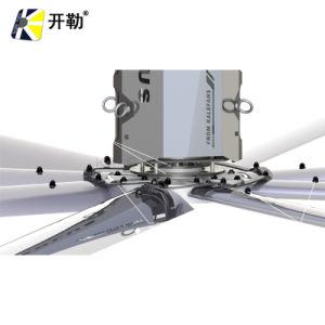 Hvls Gran 24ft gran ventilador de techo industrial para la planta (KL-HVLS-D8BAA73).