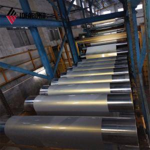 Алюминиевый корпус обмотки рулона для входа платы