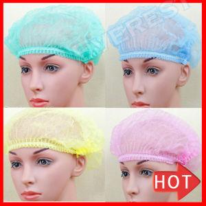 Не тканого Bouffant Hairnet для вызова медсестры