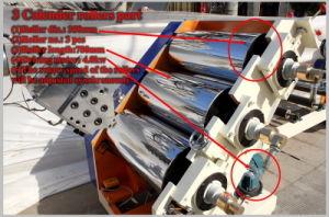 Автоматическая пластиковые PP/PS лист экструдер машины (HY-670)
