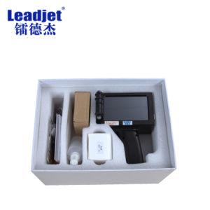 Leadjet wirkungsvolle Handtintenstrahl-Drucker-Handfolien-Stempel-Drucken-Maschine S100c