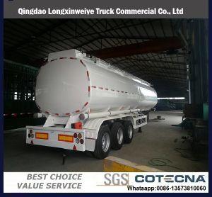 반 반 중국 공급자 연료 탱크 트레일러 또는 가솔린 수송 트레일러