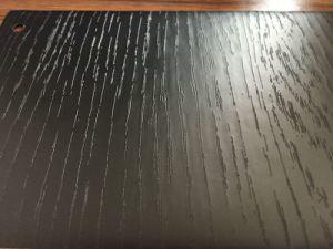 De zwarte Folie van de Film van pvc van de Kleur Decoratieve