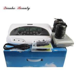 Sistema Dual de iones de spa para pies pie de la máquina de desintoxicación para 2 personas