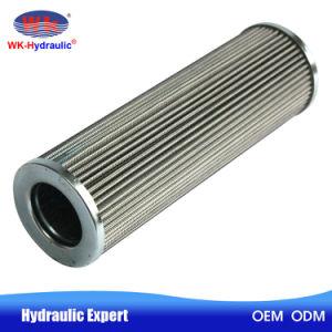 Se aplica en los sistemas hidráulicos de 10 micrones Filtro de aceite hidráulico