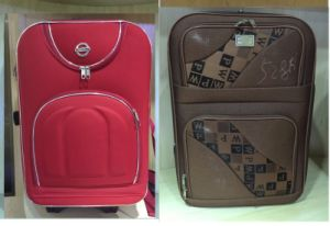 SKD 12pcs baratos fuera de tamaño maleta TROLLEY 18-29