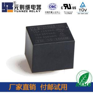 S90-105dm de 5V 4 contactos del relé de potencia General UL TUV