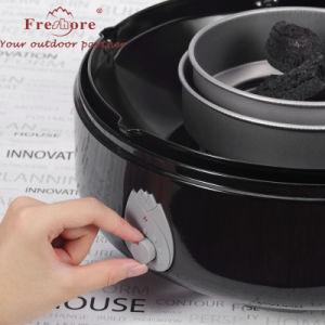 Le charbon de bois Barbecue portable Barbecue Grill pour3-8 personne Outdoor Camping Barbecue