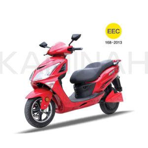 Cee Scooter électrique 72V 20Ah 3000W E-scooter E Motorcycleeagle de véhicule électrique