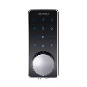 Сенсорный экран клавиатуры Американский стандартный засовы Smart блокировки замков дверей с помощью WiFi Mf карты