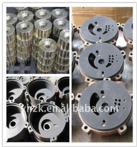 El uso de la industria de plástico líquido de una etapa de la bomba de vacío de anillo