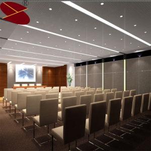 Ignifugés 600*600 un mur en bois aluminium suspendu au plafond décoratif