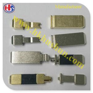 De Speld van het Contact van de Naald van het Messing van de hoge Precisie (hs-BS-19)