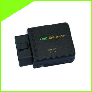 Details über 3G WCDMA GPS Verfolger Cctr-830g DIY kein Auto GPS-Verfolger der Installations-OBD II, kein Kasten