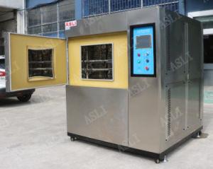 Alloggiamento della prova di urto termico dell'alloggiamento della prova di temperatura (strumentazione calda e fredda di prova di urto)