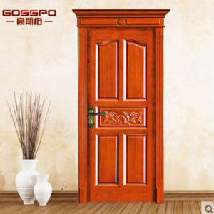 Tipo del portello di entrata e portello di superficie Finished di legno solido (GSP2-013)