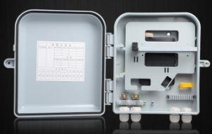 24f de terminales de fibra óptica FTTH Caja de distribución del proyecto