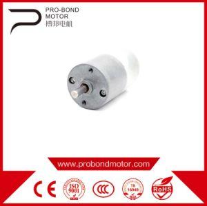 Imanes reductor de la eléctrica de alto par motor de CC de engranajes