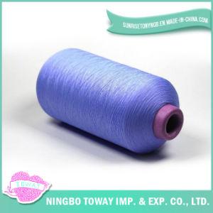 100% algodão rosca para a Colagem de tecelagem de fios de lã Tricô Esquerdo