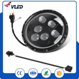 Accesorios de motocicletas, camiones y Jeep Wrangler 7 60W LED CREE mesas altas luces de cruce