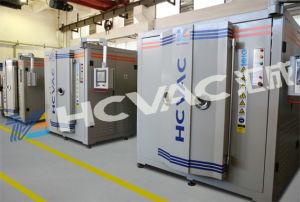 Machine van de Deklaag van het Titanium van Fauet PVD van het bad de Gouden, de VacuümApparatuur van het Plateren