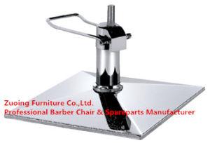 Base ronde en acier inoxydable pour Barber Président