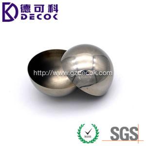 1'' 1,5 2.5'' 3'' billes en acier creux/ 201 304 de l'hémisphère en acier inoxydable