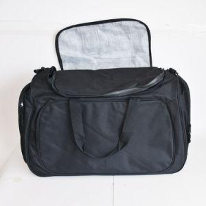 رائحة يسدّ سفر [دوفّل] رياضة حقيبة مع ينشّط فحم نباتيّ بناء بطانة