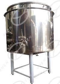 Réservoir de stockage cuve en acier inoxydable