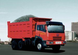 FAW Jiefang 팁 주는 사람 트럭 6X4 10 바퀴 덤프 트럭