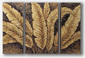 Peinture d'huile floraux décoratifs (07Yg-00111)
