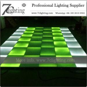 Control de fácil configuración rápida Pista de Baile iluminada del panel de iluminación LED