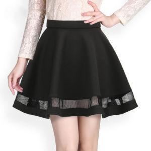 34fe57c5b9 Las faldas de las mujeres de las niñas de la Falda plisada falda mini faldas  faldas cortas faldas MIDI