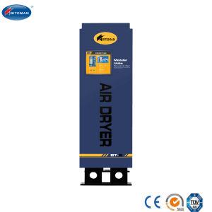 Sin calor de la fábrica China Secador de adsorción del compresor de aire de tornillo