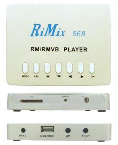 RM/RMVB Media Player (RIMIX 568)